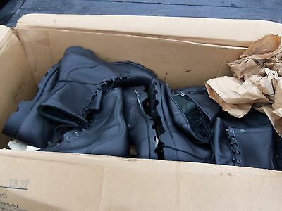$275 • Buy 12 ..pairs..size 13 Xn Extra Narrow  Speed Lace -combat Boots Military Surplus