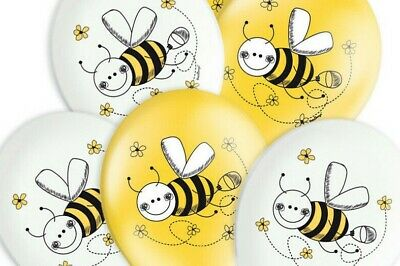 £3.49 • Buy Bee Balloons Kids Party Decorations 1st Birthday One