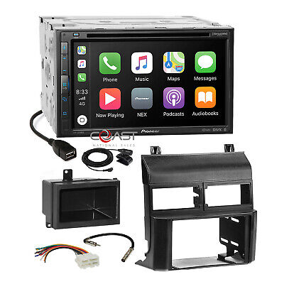 $395.95 • Buy Pioneer DVD Carplay Sirius Android Stereo Dash Kit Harness For 88-94 Chevy GMC