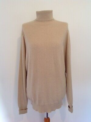 N.peal Womens Vintage 100% Cashmere Jumper Size L/xl • 74.99£
