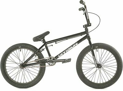 AU299.99 • Buy Division Crafter 19.5  TT Complete BMX Bike Black