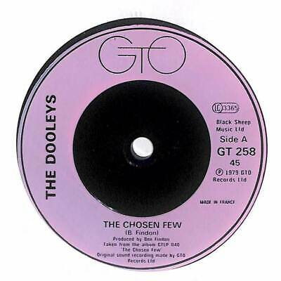 The Dooleys - The Chosen Few - 7  Vinyl Record Single • 2.99£