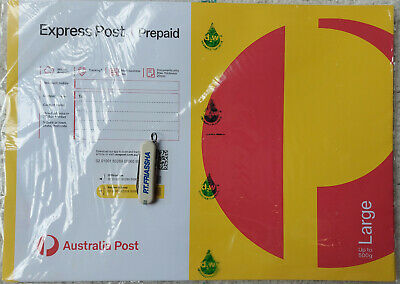 AU752 • Buy 85 X Express B4 Large Australia Post Envelope With Tracking FREE EXPRESS POST