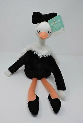 $12.88 • Buy Pillowfort Ostrich Plush 20  Black White Orange Soft Toy Stuffed Animal