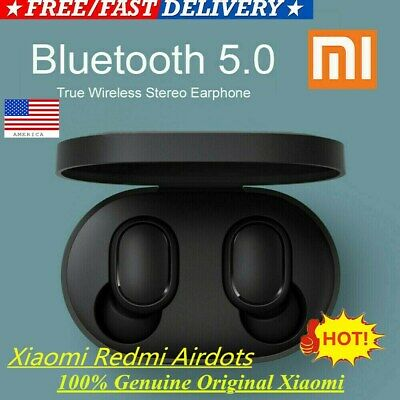 Xiaomi Redmi TWS Airdots Style Headset Bluetooth 5.0 Headphone Stereo Earbuds US • 16.99$