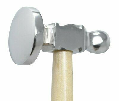 £9.20 • Buy 1-1/4  Dome Face Chasing Planishing Striking Metal Forming Jewelry Making Hammer