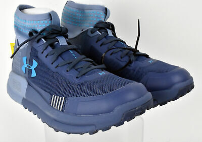 $99.95 • Buy Under Armour W Horizon 50 - Blue / Neon Coral - W7 - New SMS