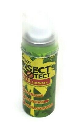 Insect Protect Repellent Mosquito Midges Bite Protection Spray Max Strength • 2.99£