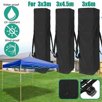 Anti UV Outdoor Camping Gazebo Carry Bag Portable Waterproof Tent Storage Bags • 31.53£