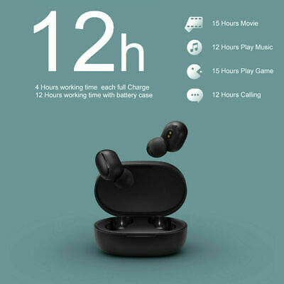 $10.41 • Buy Bluetooth 5.0 For Xiaomi Redmi AirDots Wireless TWS Headsets Earphone-Earbu L7C5