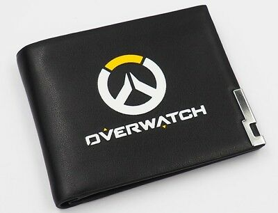 AU19.95 • Buy Overwatch Wallet Purse Mens Kids Blizzard PC Gaming PS4 Xbox Fps Gift AUS