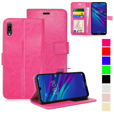 For Huawei Mate 20 X Y9 Y6 Y7 P10 2019 P Smart Case Wallet Leather Cover Flip  • 0.99£