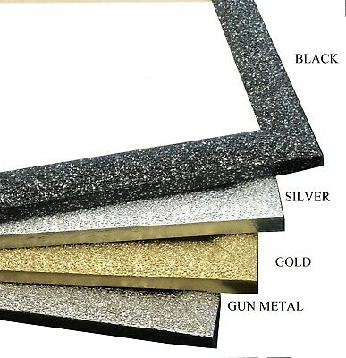 A1 A2 A3 A4 A5 Dazzle Stardust Sparkle Glitter Effect Picture Frame Photo Frame  • 3.99£