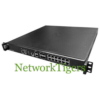 SonicWALL NSA 3600 01-SSC-3851 HA High Availability Network Security Appliance • 719.99$