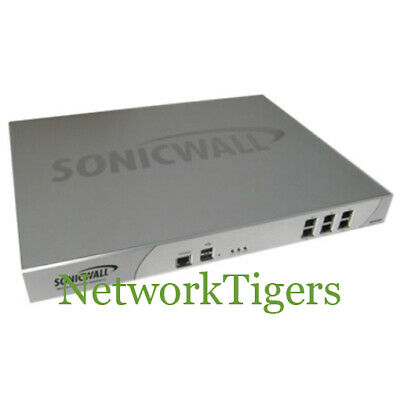SonicWALL NSA 4500 VPN 01-SSC-7050 High Availability Network Security Firewall • 119.99$