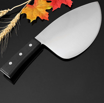 $ CDN42.29 • Buy Fillet Larding Knife Forged Steel Handmade Belly Chef Cleaver Fish One Piece XL