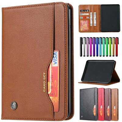 AU14.48 • Buy Fr Kindle Paperwhite 1234 5/6/7th 10th 2018 2019 Leather Stand Wallet Case Cover