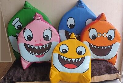 Commercial Baby Shark Softplay Stand Alone Pieces (hand Painted) • 499£