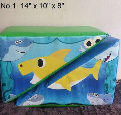 15 Piece Commercial Soft Play Set In Baby Shark Theme • 499.99£