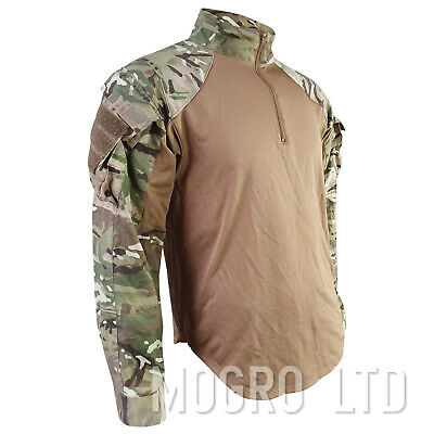 Genuine British Army Sand DPM UBACS Under Body Armour Combat Shirt Coolmax • 17.95£