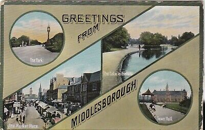 £2.99 • Buy Multiview, MIDDLESBOROUGH, Yorkshire