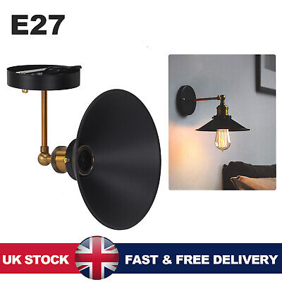 £11.19 • Buy Modern Retro Industrial Wall Mounted Lights Rustic Sconce Aisle Lamps Fixture