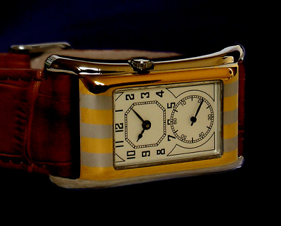 Vintage Period Style 1920s Stripped Prince Doctors Watch Limited Edition  • 255£