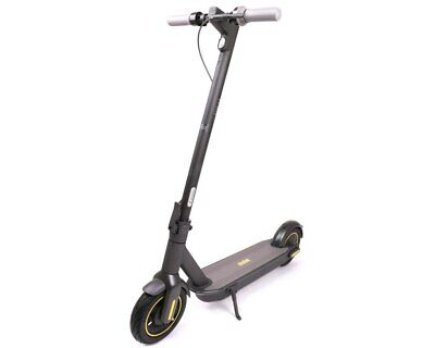 AU989 • Buy NEW Segway Electric Scooter Ninebot MAX Electric Scooter -