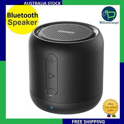 AU52.99 • Buy Portable Bluetooth Speaker SoundCore Mini Compact FM Radio Micro SD Subwoofer