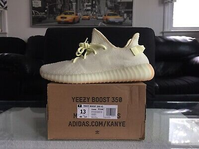 $ CDN433.35 • Buy 100% AUTHENTIC Yeezy BOOST 350 V2 Butter Adidas 13 Originals Kanye West YZY