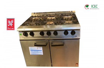 Falcon Cookers 6 Burner  We Have 8 In Stock £900 Each / Stainless Steel. • 900£