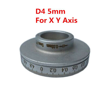 $ CDN26.78 • Buy 1x Bridgport Milling Machine D4 -5mm Dial For XY Axis Verticcal Turret Mill Tool
