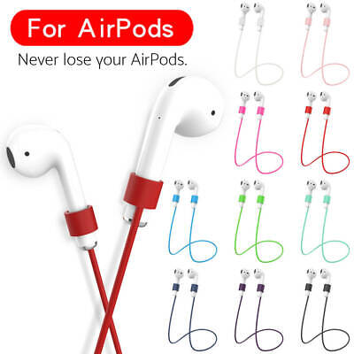 $ CDN3.38 • Buy For Apple AirPods Strap Anti-lost Airpods Loop Strap String Rope Connector