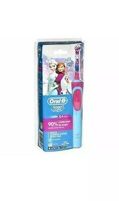 AU23.99 • Buy BRAND NEW Oral-B Stages Power Kids Electric Toothbrush, Frozen Design