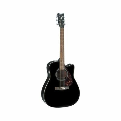 AU511.09 • Buy YAMAHA FX370C BK Electric Acoustic Guitar IN Black