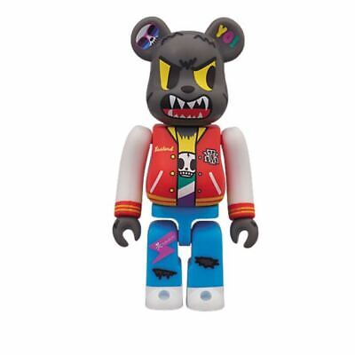 $99.99 • Buy Tokidoki Wolf 100% Bearbrick Be@rbrick Limited Edition Rare Exclusive MedicomToy