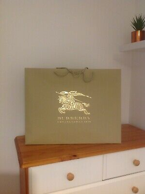 £20 • Buy Burberry New Gift Bags(empty).Set Off 10 Bags.