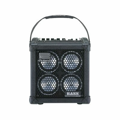 AU402.24 • Buy Roland Micro Cube Bass Rx - Stereo-Batterieamp For Bass