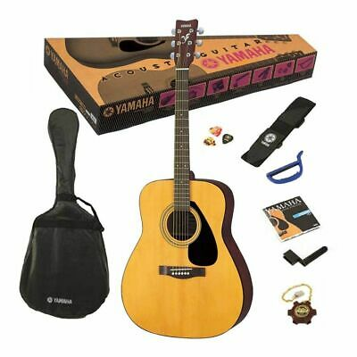 AU281.19 • Buy YAMAHA Folk Guitar Package F310P - Westerngitarrenset