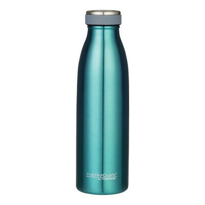 AU25.84 • Buy THERMOS THERMOcafe 500ml Stainless Steel Vacuum Insulated Drink Bottle Teal!
