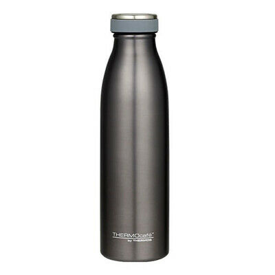 AU25.84 • Buy THERMOS THERMOcafe 500ml Stainless Steel Vacuum Insulated Drink Bottle Smoke!
