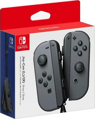 $79.99 • Buy Nintendo - Joy-Con (L/R) Wireless Controllers For Nintendo Switch - Gray