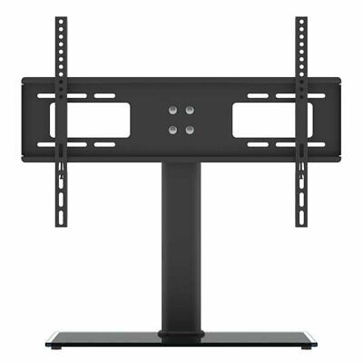 Table Top TV Stand Base W/ Universal Swivel Mount Height Adjustable For 30 -60  • 23.65$