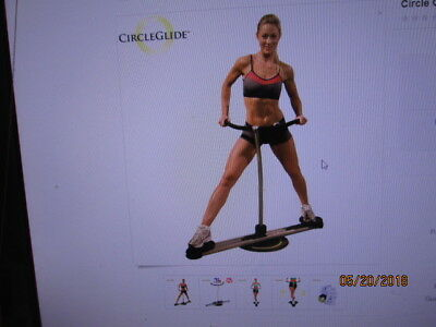 Circle Glide Pro Total Body Exercise System • 125$