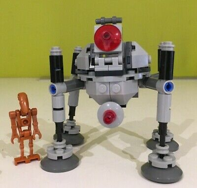 Lego  Star Wars 75077 Homing Spider Droid • 7.99£