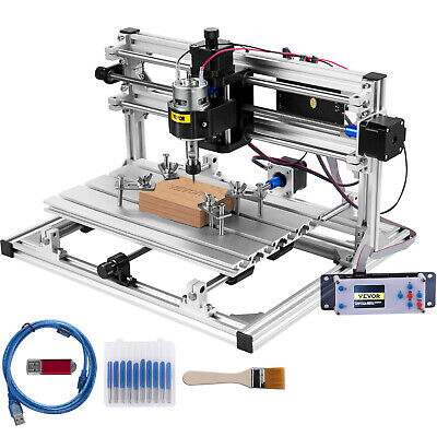 AU162.94 • Buy 3 Axis CNC Router 3018 With Offline Controller Engraving Machine Milling Tools