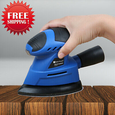 Hand Held Electric Power Tool Sander Wood Walls Floors Wooden Furniture DIY 240V • 21.69£