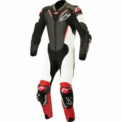 $1349.95 • Buy Alpinestars Atem V3 1-PC Vented Leather Motorcycle Suit - Blk/Wht/Red, All Sizes