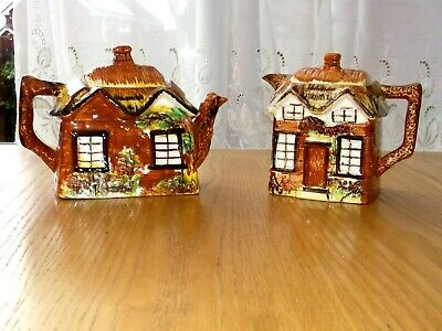 Price Brothers Vintage Cottage Ware Teapot And Coffee Pot • 10£