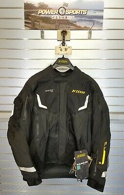 $ CDN1295.89 • Buy KLIM Badlands Pro Jacket Black Enduro Gore-Tex Waterproof High-Viz Men's